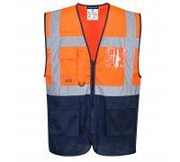 Hi-Vis Two Tone MeshAir Executive Vest