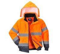 Jacket HI-Vis 2-in-1