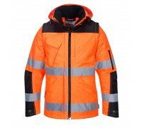 Jacket Pro Hi-Vis 3-in-1