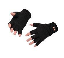 Fingerless Knit Insulatex Glove
