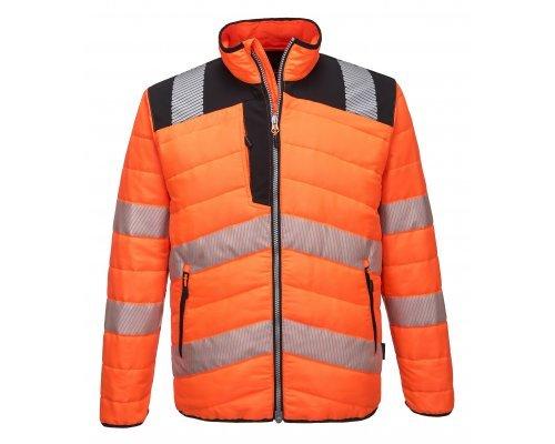 Jacket Baffle Hi-Vis PW3