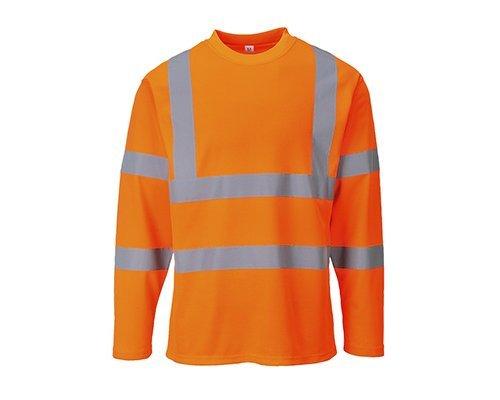 Hi-Vis Long Sleeved T-Shirt