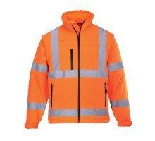 Hi-Vis Softshell Jacket (3L)