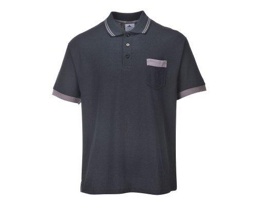 Texo Contrast Polo Shirt