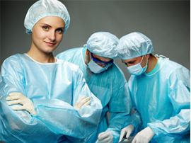 For medical staff