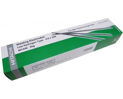 Welding electrodes Hitachi 2,6x350 5KG