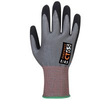 CT VHR Nitrile Foam gloves