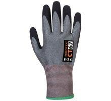 CT AHR Nitrile Foam gloves