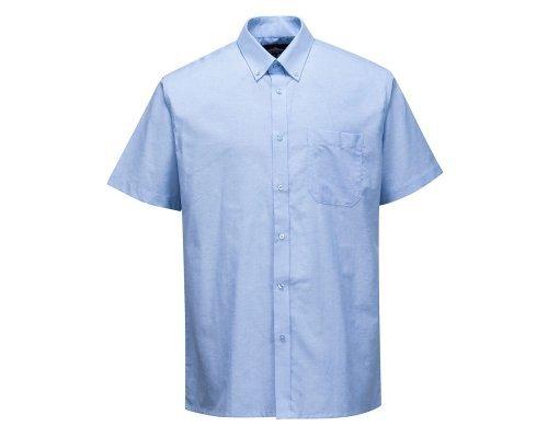 Oxford Shirt, Short Sleeves