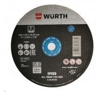 Cutting disc for steel Speed