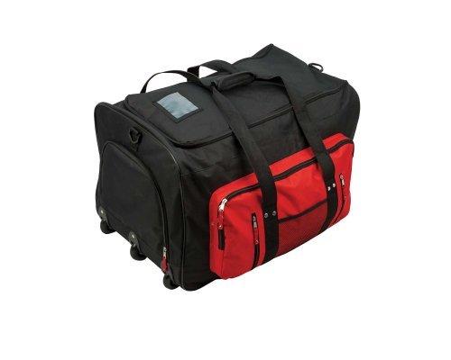 The Multi-Pocket Trolley Bag