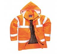 Breathable Jacket Hi-Vis