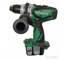 Cordless drill driver Hitachi DS14DL2