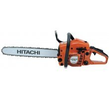 Hitachi chainsaw