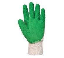Latex Open Back Crinkle Glove