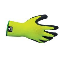 Hi-Vis Grip Glove - Latex