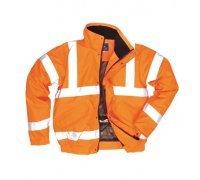 Jacket Hi-Vis Breathable Mesh Lined